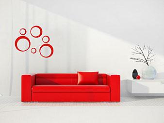 wandtattoos wand deko wand dekorationen wandschmuck. Black Bedroom Furniture Sets. Home Design Ideas