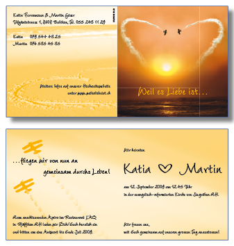 Hochzeitskarten Mustertexte Zur Hochzeit Glückwünsche Sprüche ...