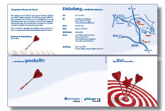 Einladungskarte Einladungskarte Einladungskarte Tag Der Offenen Tür  Einladungskarte ...